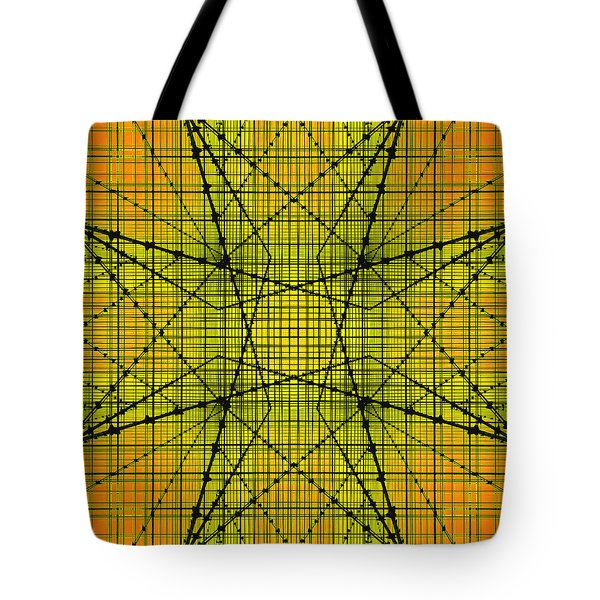 Shades 16 Tote Bag by Mike McGlothlen