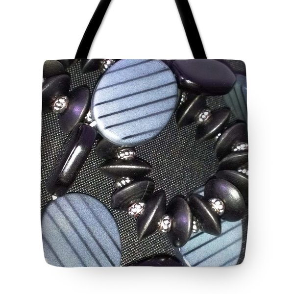 Shades Of Grey Tote Bag by Catherine Ratliff