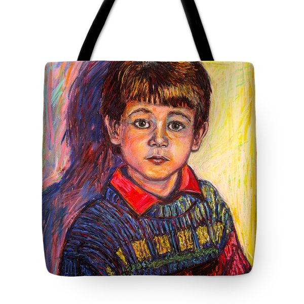 Shadow Of Things To Come Tote Bag by Kendall Kessler