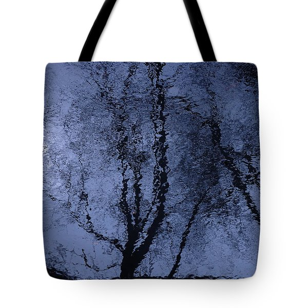 Shadows Of Reality  Tote Bag by Steven Milner