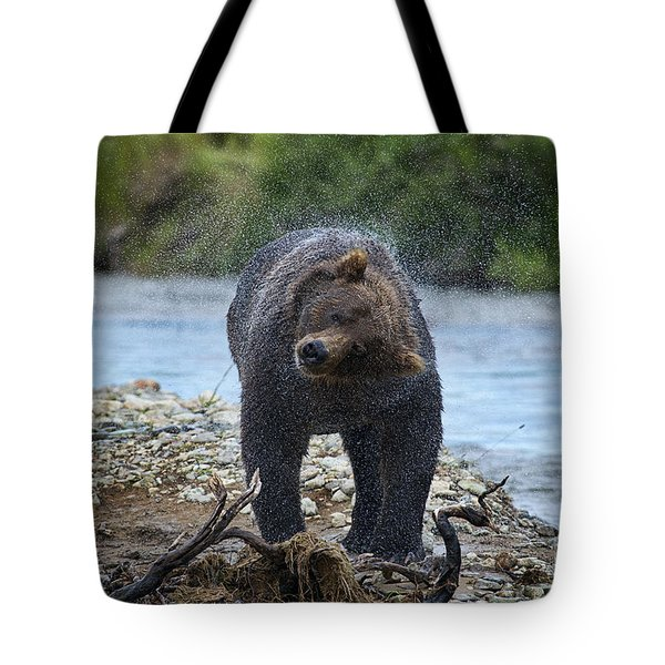 Shake Shake Shake Tote Bag by Dan Friend