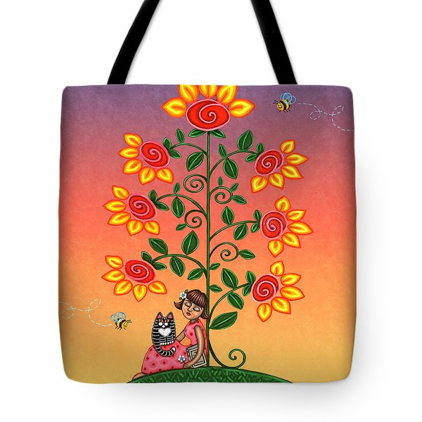 She Is Life Barnes And Noble Tote Bag by Victoria De Almeida