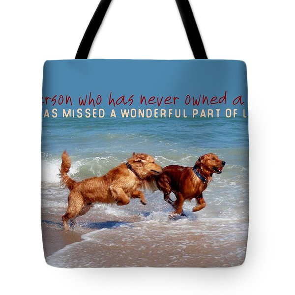 SHEER JOY quote Tote Bag by JAMART Photography