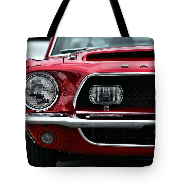 Shelby Mustang Tote Bag by Gordon Dean II