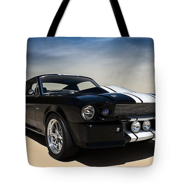 Shelby Super Snake Tote Bag by Douglas Pittman