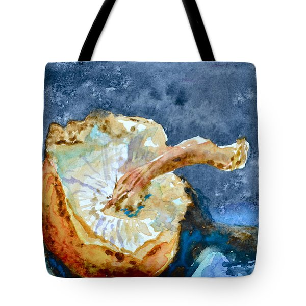 Shiitake Tote Bag by Beverley Harper Tinsley