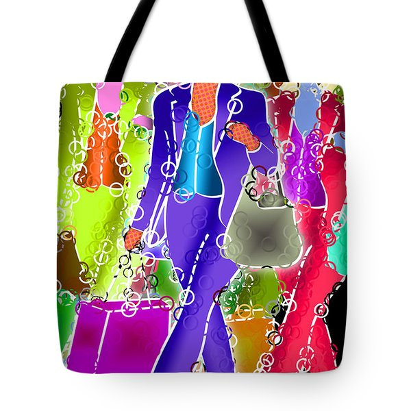 Shopping Tote Bag by Stephen Younts