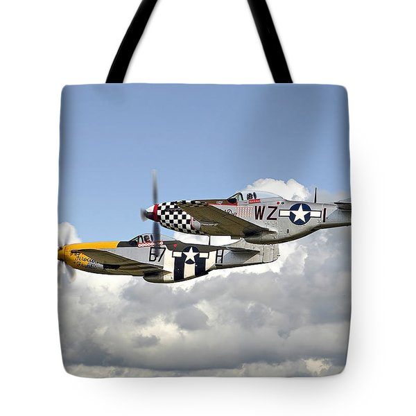Show Time Tote Bag by Pat Speirs