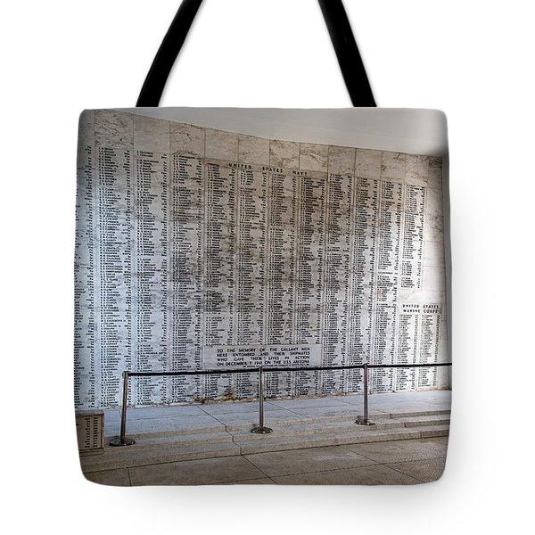 Shrine Tote Bag by Jon Burch Photography
