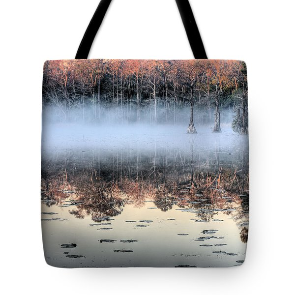 Shrouded  Tote Bag by JC Findley