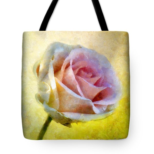 Shy Underneath Tote Bag by RC DeWinter