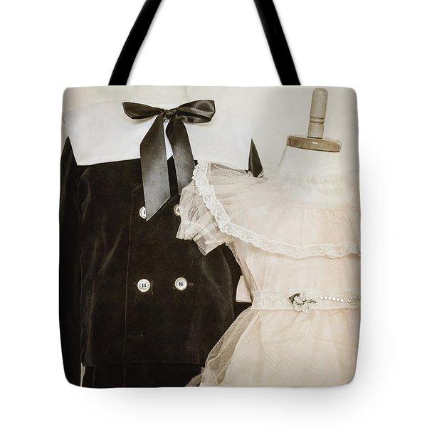 Siblings Tote Bag by Margie Hurwich