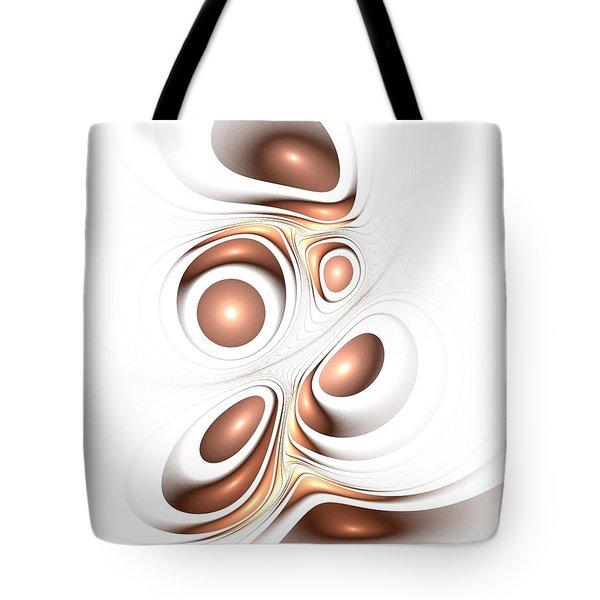 Sienna Creation Tote Bag by Anastasiya Malakhova