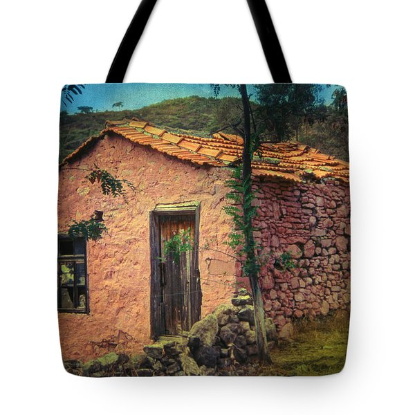 Sighed Tote Bag by Taylan Soyturk