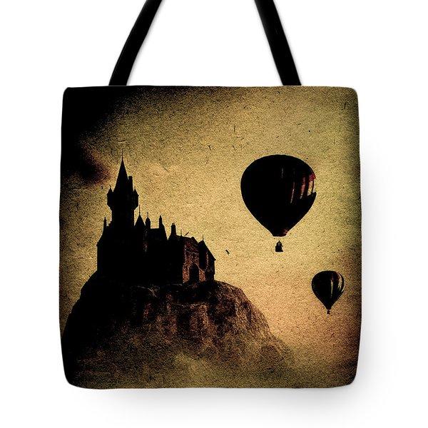 Silent Journey  Tote Bag by Bob Orsillo