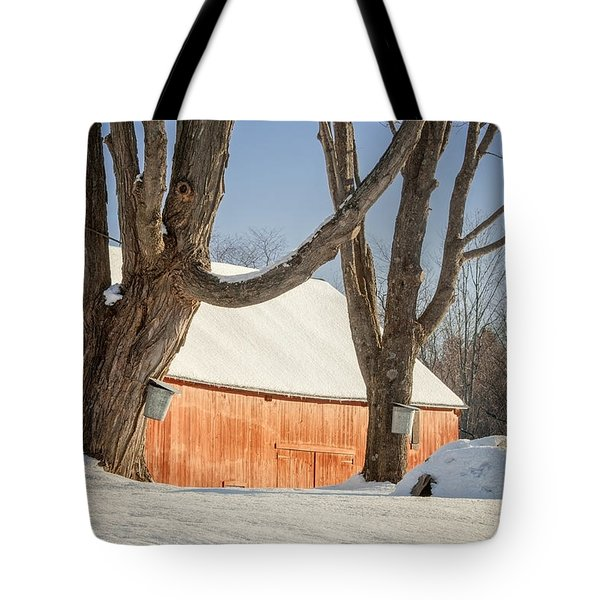 Simple Sugar Tote Bag by Bill  Wakeley