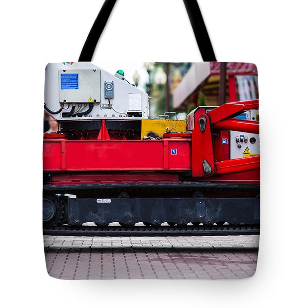 Sir Newton Was Sent For - Featured 3 Tote Bag by Alexander Senin