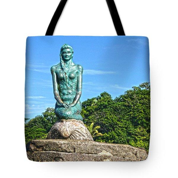 Sirena Playa Esterillos Oeste Costa Rica II  Tote Bag by Michelle Wiarda