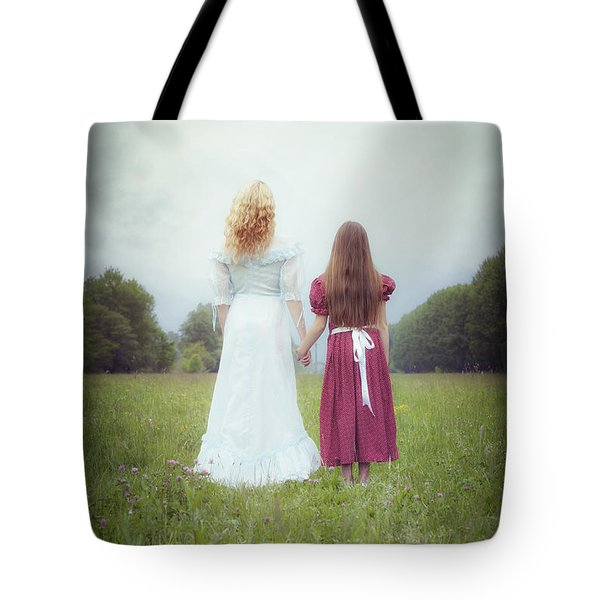 Sisters Tote Bag by Joana Kruse