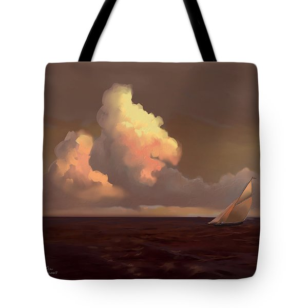 Skirting The Cell Tote Bag by Mike Savlen