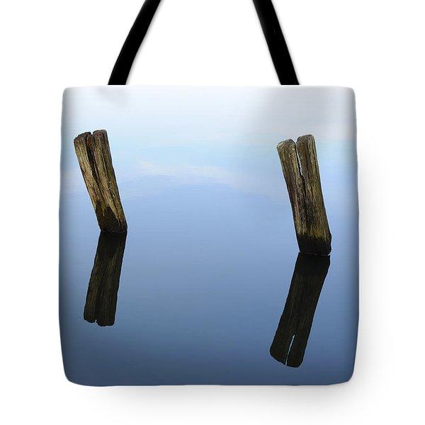 Sky-Bound Tote Bag by Luke Moore