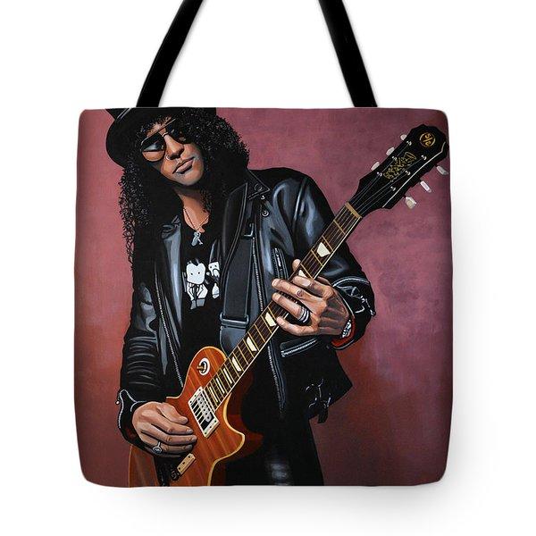 Slash Tote Bag by Paul Meijering