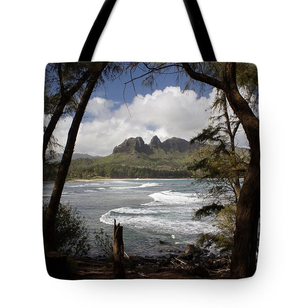 Sleeping Giant Tote Bag by Suzanne Luft