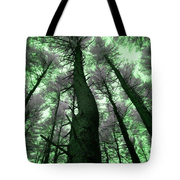 Sleepwalking Tote Bag by Luke Moore