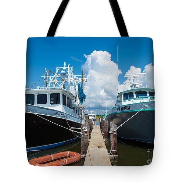 Slip 29 Tote Bag by Susie Hoffpauir
