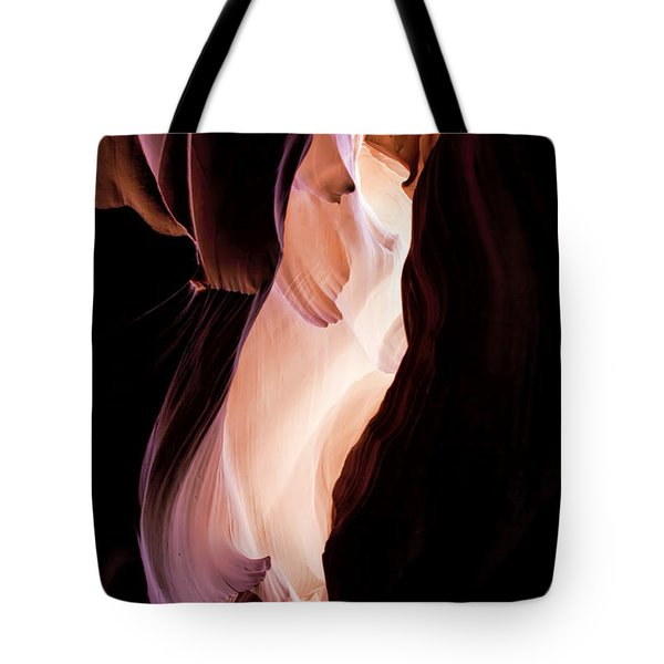 Slot Canyon Arizona Tote Bag by Evie Carrier