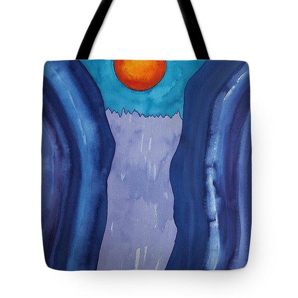 Slot Retablo Original Painting Tote Bag by Sol Luckman