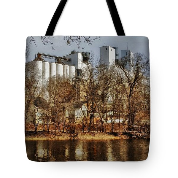 Small Co-op 2 Tote Bag by Todd and candice Dailey