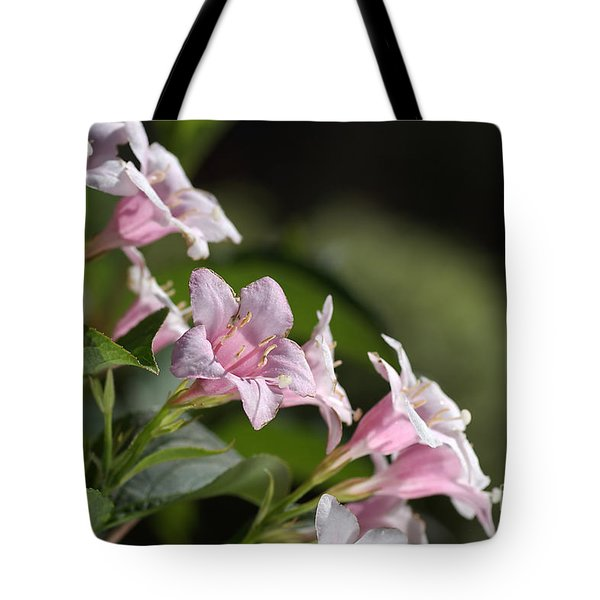 Small Flowers Tote Bag by Joy Watson