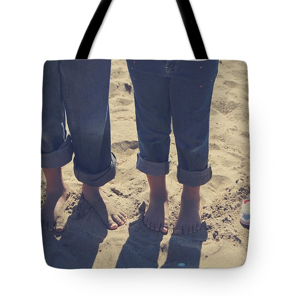 Small Smaller Smallest Tote Bag by Laurie Search