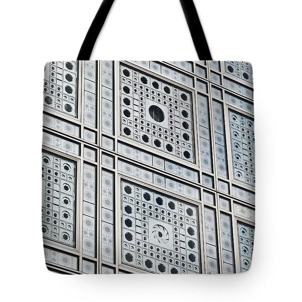 Smart windows Tote Bag by Gary Eason
