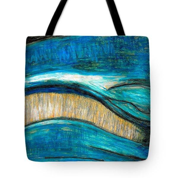 Smile Tote Bag by Carla Sa Fernandes