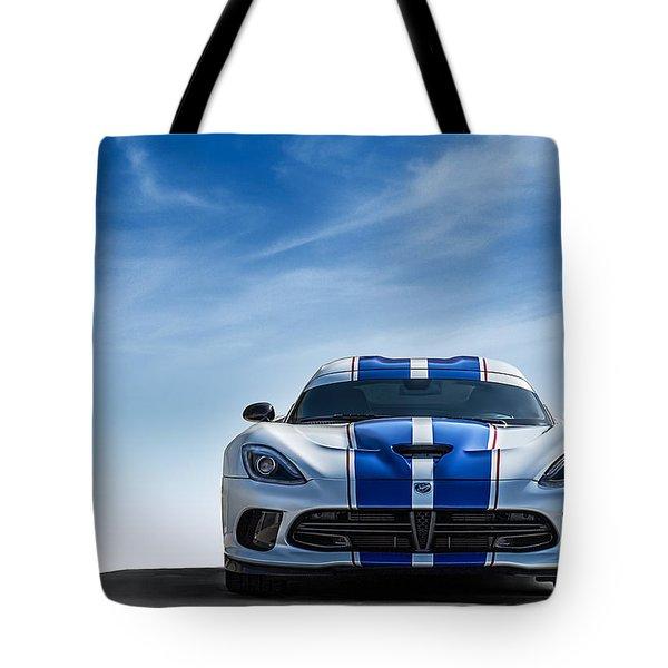 Snake Eyes Tote Bag by Douglas Pittman