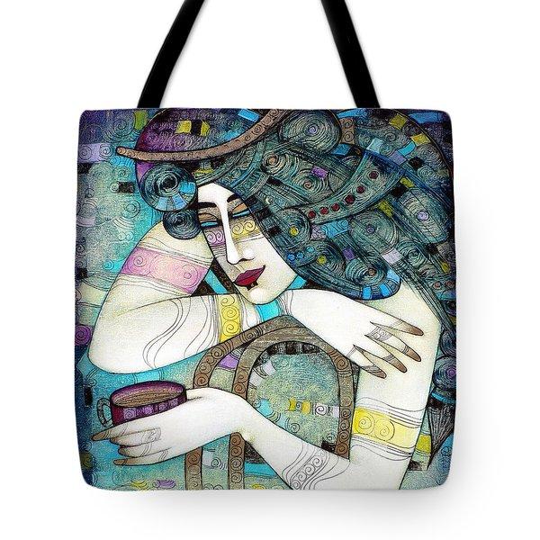 SO MANY MEMORIES... Tote Bag by Albena Vatcheva