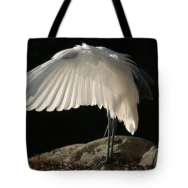 So Shy Tote Bag by HH Photography