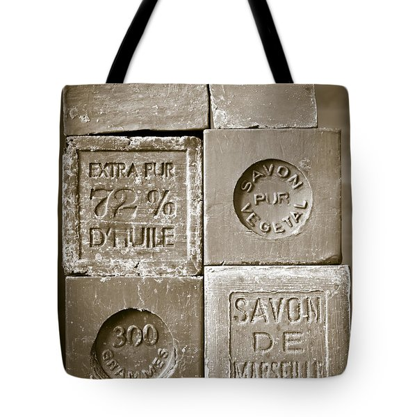 Soaps Tote Bag by Frank Tschakert