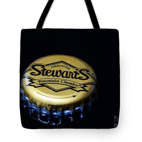 Soda - Stewarts Root Beer Tote Bag by Paul Ward