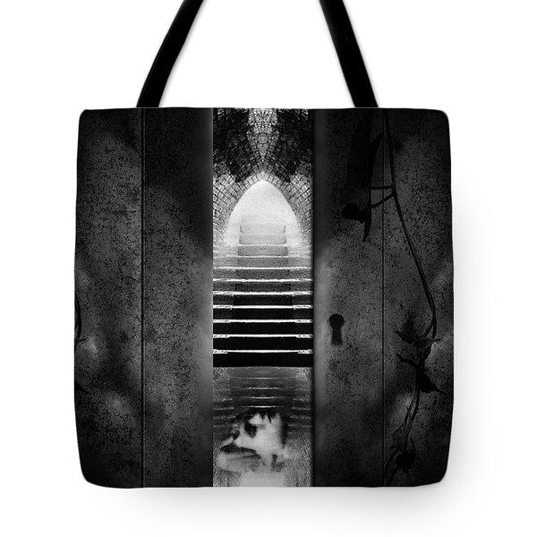 Soft Asylum Tote Bag by Bob Orsillo