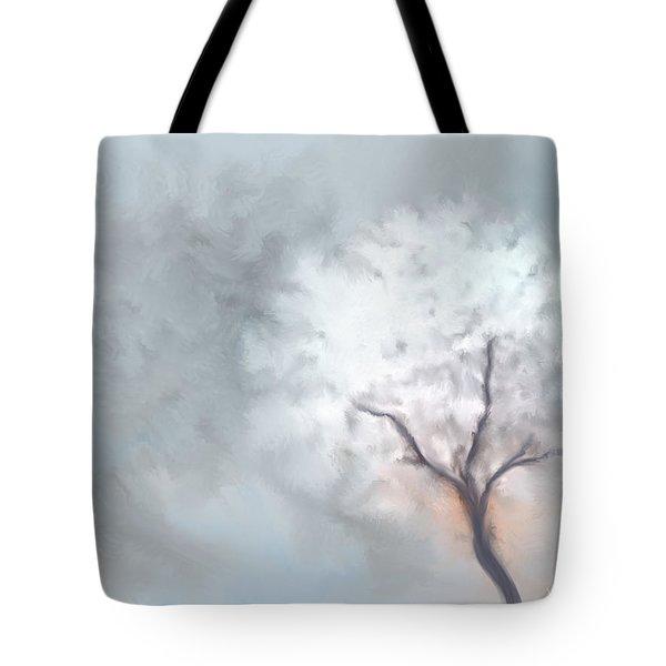 Soft Dream Tote Bag by Kume Bryant