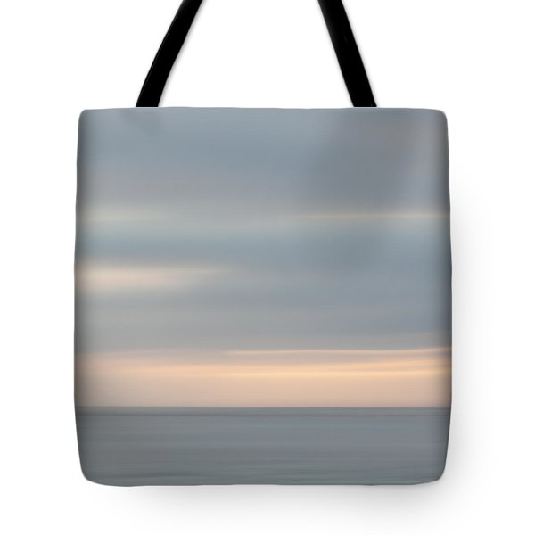 Soft Sunset La Jolla Tote Bag by Carol Leigh