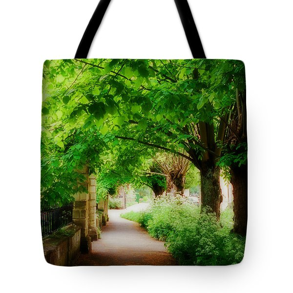 Softly Dreaming Tote Bag by Marilyn Wilson
