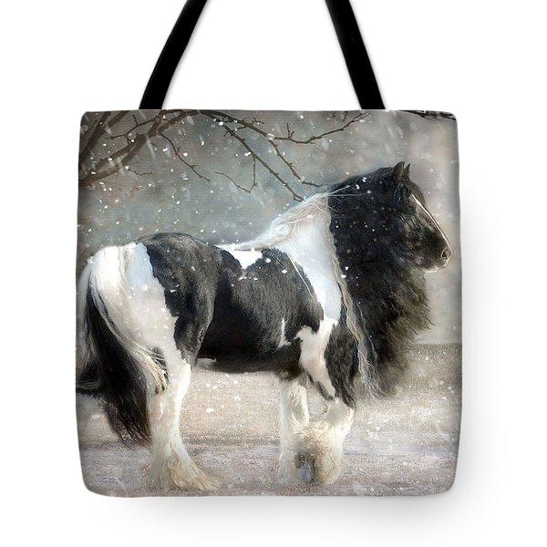 Solitary Tote Bag by Fran J Scott