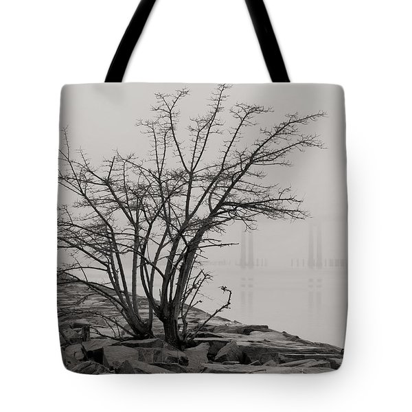 Solitary  Tote Bag by JC Findley