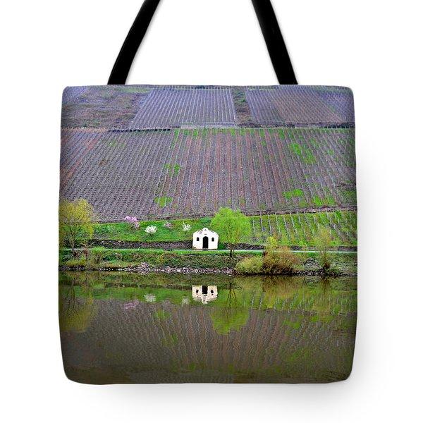 Solitary Tote Bag by Richard Gehlbach