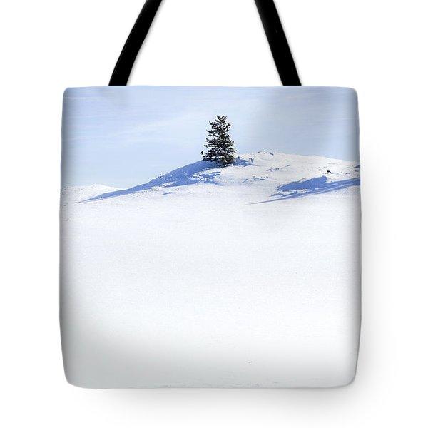 Solitary Tote Bag by Theresa Tahara