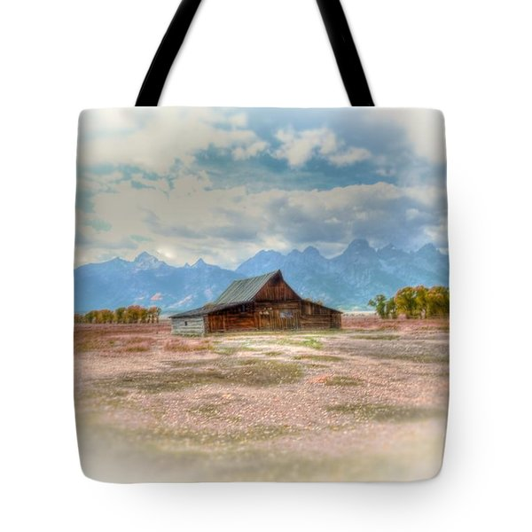 Solitude Tote Bag by Kathleen Struckle